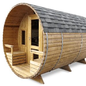 Log & Wood-fired Saunas