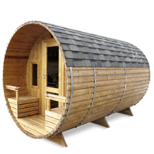 Saunas With Terrace