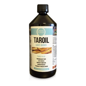 Wood Oil From Sauneco